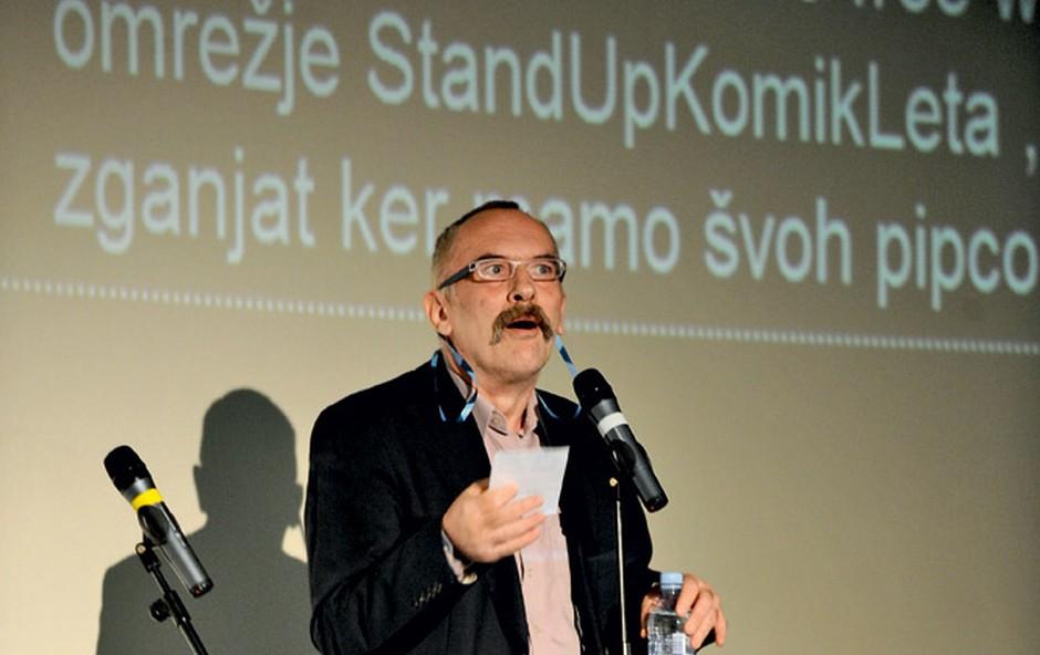 Jonas Žnidaršič (foto: Primož Predalič)