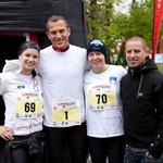Ana Kobal, Jure Košir, Maruša Ferk in Rene Mlekuž (foto: Forma F+)