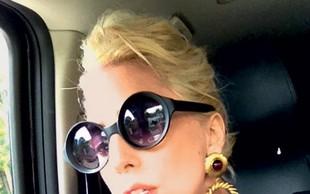 """Lady Gaga: """"Zredila sem se, pa kaj!"""""""
