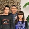 Pri Alešu doma živita njegova starejša otroka Manca in Nik, Val pa pride vsaka dva tedna.