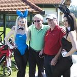 Ker je golf Barbaro popolnoma zasvojil komaj čaka turnirja v Olimju in Smledniku. (foto: Gojko Zrimšek)
