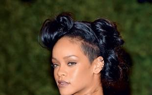 Rihanna: Pristala na infuziji