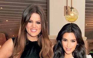 Khloe Kardashian: Hvali obline svoje sestre