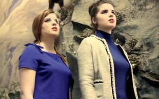 Eva in Nika Prusnik: Nastopata v modni zgodbi