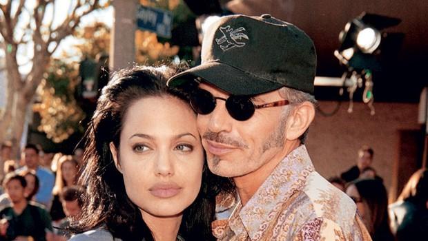 Billy Bob je prav zaradi fatalne Angeline zapustil tedanjo zaročenko, igralko Lauro Dern. (foto: Profimedia.si)