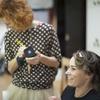 Z našo smučarsko zvezdnico se je dobro ujela tudi Nika Veger, vizažistka in urednica lepote pri Cosmopolitanu.