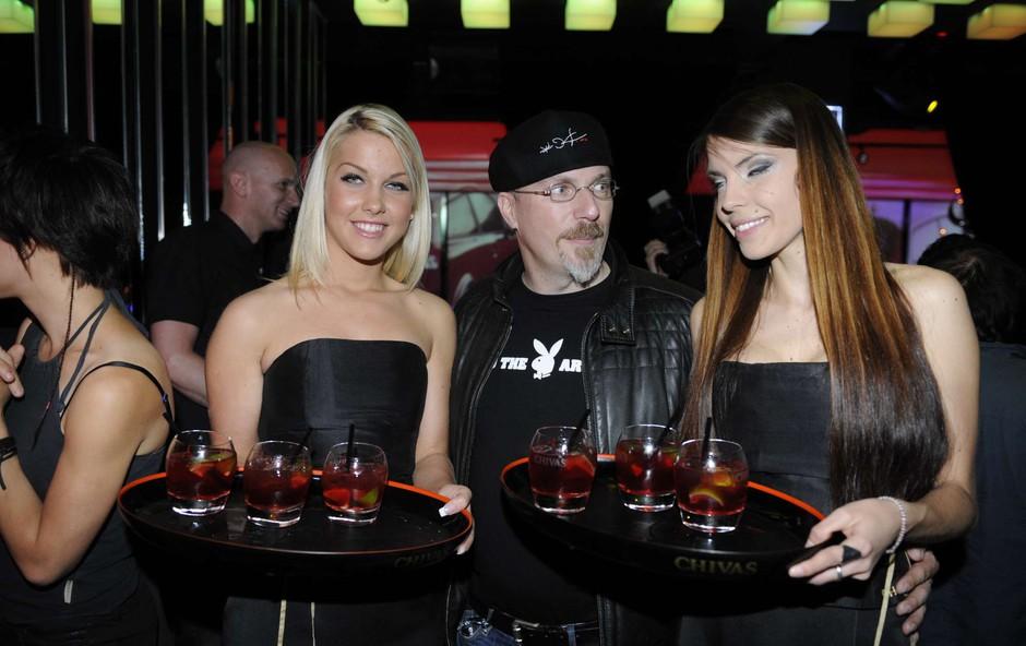 Playboy party (foto: Primož Predalič)