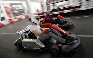 Si upate izzvati Stanovnika, Stankoviča in Preka v karting dirki?