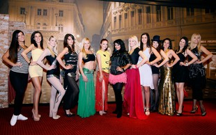 Slovenske talentke v Bosni