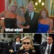 Bill Clinton: Družil se je s porno zvezdnicami