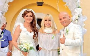 Brigita Šuler: Nalita pevska elita na poroki