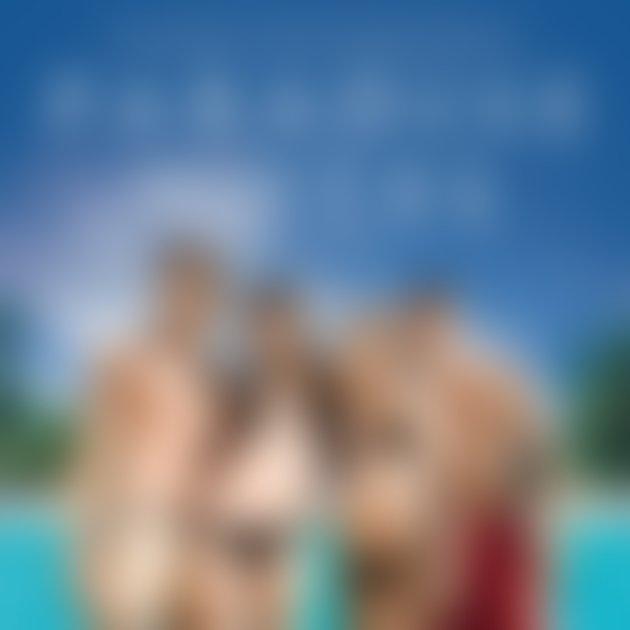 Oglas, ki vabi mlade, naj se prijavijo za resničnostni šov Paradise Hotel.