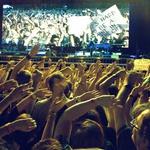 Koncert Brucea Sprengsteena v Trstu (foto: Goran Antley)