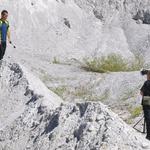 Fotografiranje za revijo Story je potekalo v kamnolomu v okolici Škofljice. (foto: DonFelipe)