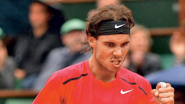 Rafael Nadal (foto: Profimedia.si)