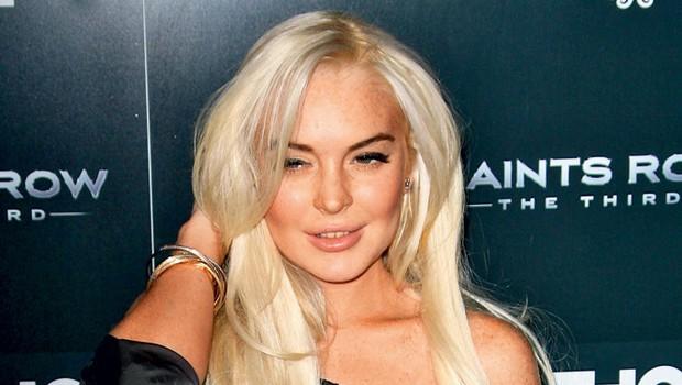 Lindsay Lohan (foto: Profimedia.si)