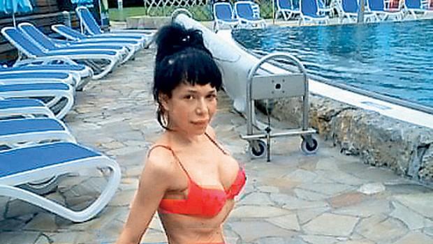 Sonja se je vrgla še v glasbene vode... (foto: arhiv Nove)
