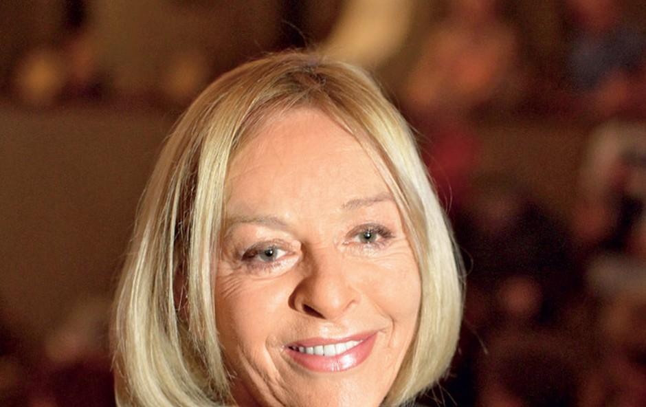 Milena Zupančič (foto: Goran Antley)