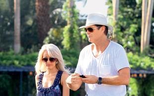 David Hasselhoff: Svoji ženski bo kupil dvorec