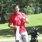 Dobrodelni golf turnir Anžeta Kopitarja (foto: Goran Antley)