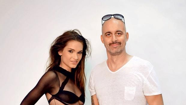 Nives Orešnik, miss Slovenije: Odkril jo je Playboy (foto: Primož Predalič)