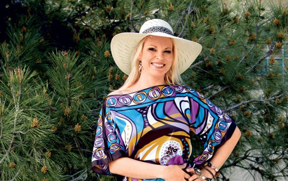 Lucienne Lončina (foto: Helena Kermelj)