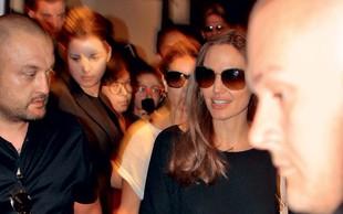 Angelina Jolie: Ponovno v Sarajevu