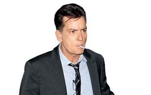 Charlie Sheen: 'Nasmrkan' do konca