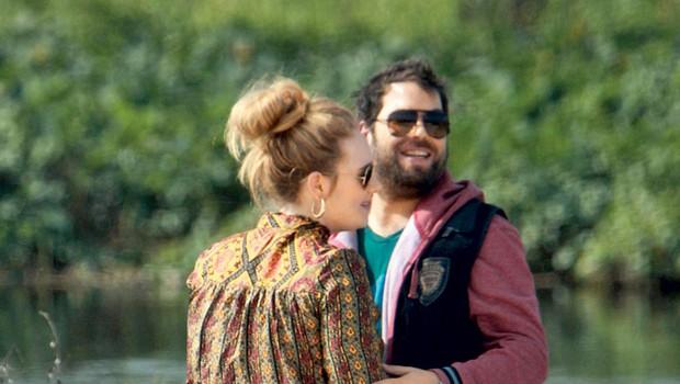 Adele: Noseča že sedem mesecev (foto: Profimedia.si)