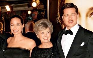 Angelina Jolie: Jezna na Bradovo mamo
