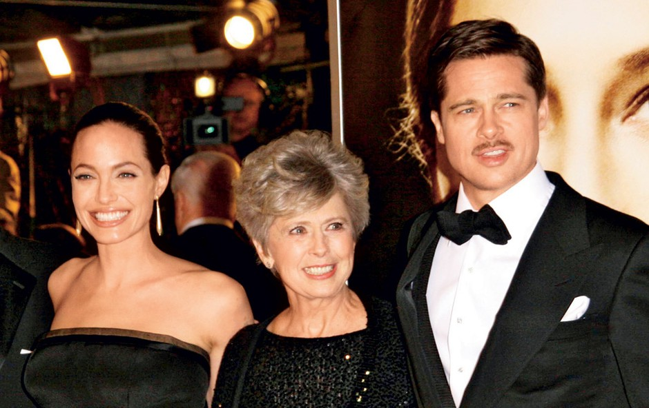 Angelina Jolie, Jane Pitt, Brad Pitt (foto: Shutterstock)