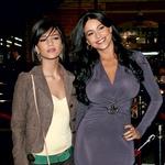 Kolegici:  Njena sestra Sandra je prav tako televizijska igralka v ZDA. (foto: Story)