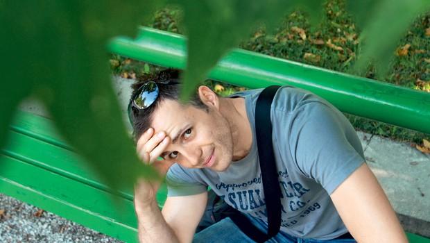 Ranko Babič (foto: Goran Antley)