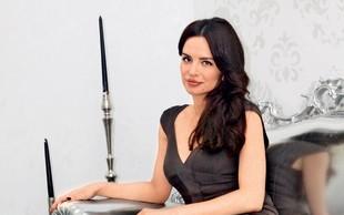 Severina Kojić je v tej modni kombinaciji videti tako mladostno kot že dolgo ne