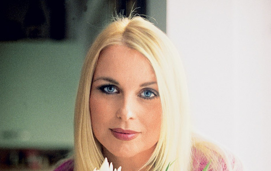 Simona Weiss (foto: Primož Predalič)