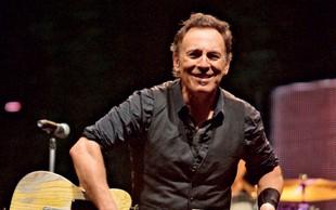 Bruce Springsteen: Že 30 let obiskuje psihiatra