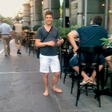 Erik Ferfolja: Bosonog sprehajalec