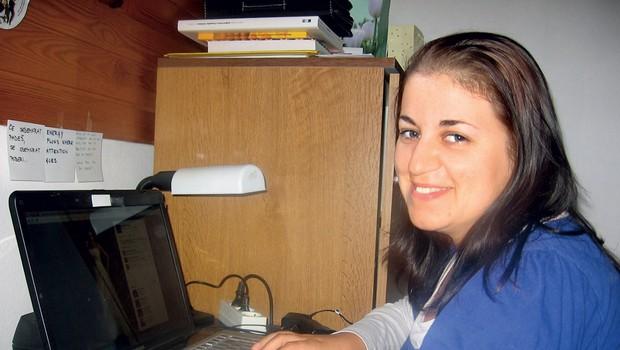 Erika Mubi (foto: osebni arhiv)