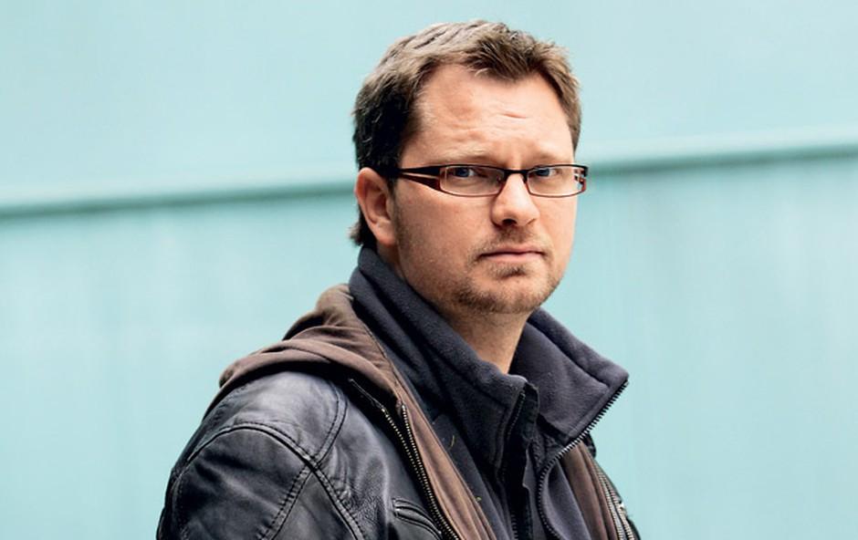Jurij Zrnec (foto: Goran Antley)