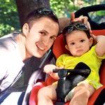 Ranko Babić razkriva drugo plat očetovstva: Ni vse tako super! (foto: Goran Antley)