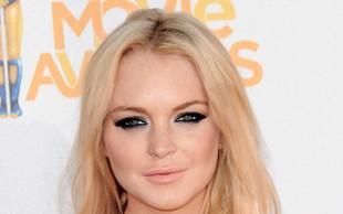 Lindsay Lohan: Slekla vso filmsko ekipo