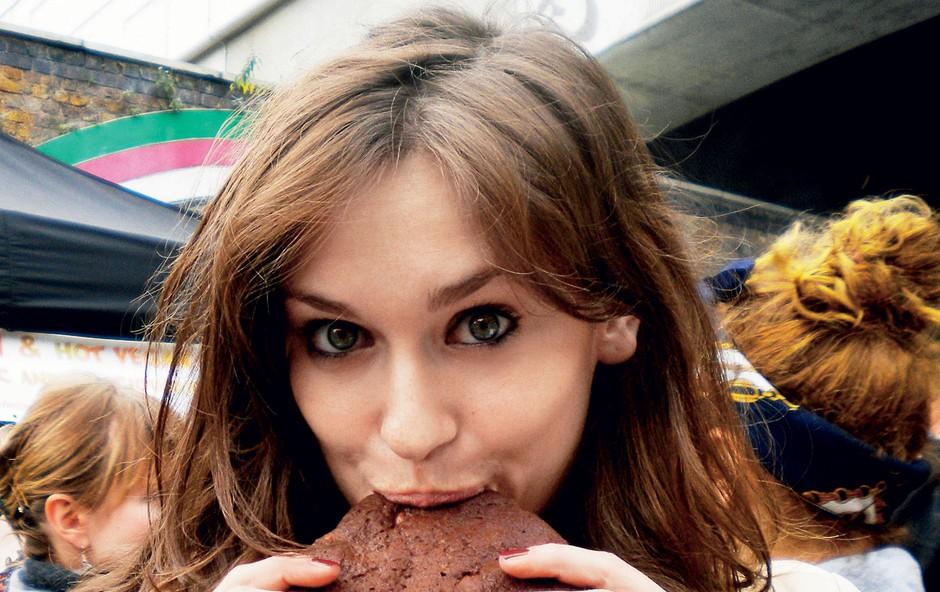 Lea Perovšek: Obsedena s sladkarijami (foto: Zasebni arhiv)