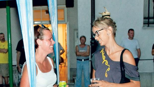 Tina Marinšek (foto: Zaklop.com)