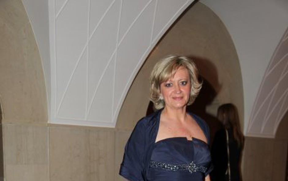 Ksenija Benedetti: Razmišlja o prihodnosti (foto: Helena Kermelj)