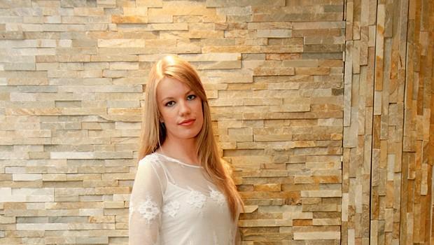 Ana Soklič: Najraje gre v Piran (foto: Helena Kermelj)
