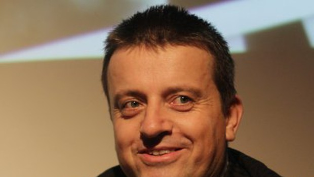 Joc Pečečnik: ujet na dopustu (foto: Goran Antley)