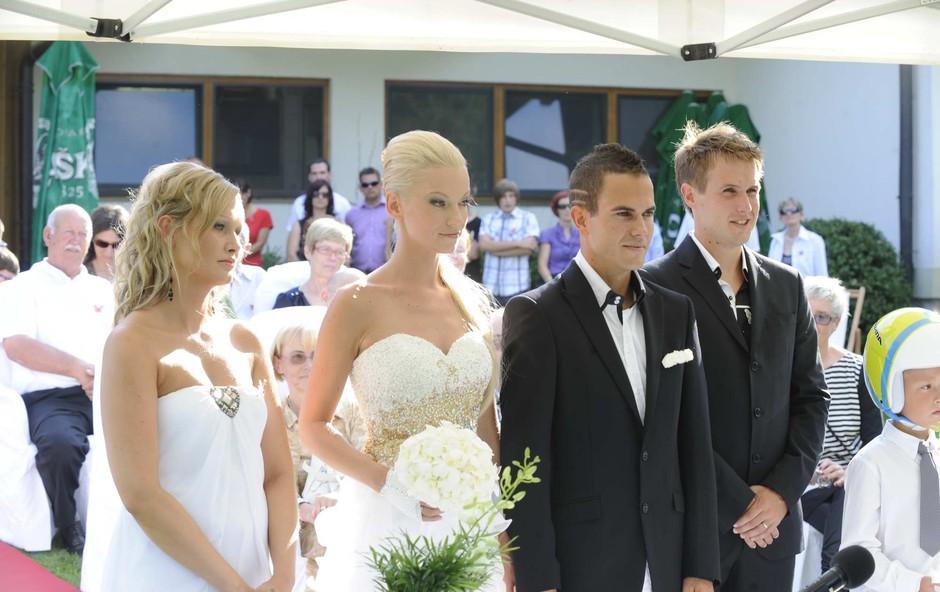 Taya poroka (foto: Primož Predalič)