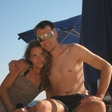 Rok Žlindra in Barbara Ogrinc: Romantičen dopust na morju