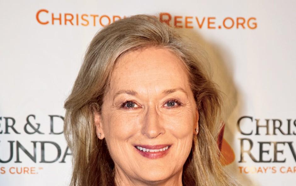 Meryl Streep: Čedalje bolj spoštuje življenje (foto: Shutterstock)