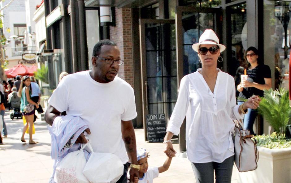 Bobby Brown: Spet na rehabilitaciji  (foto: Profimedia.si)